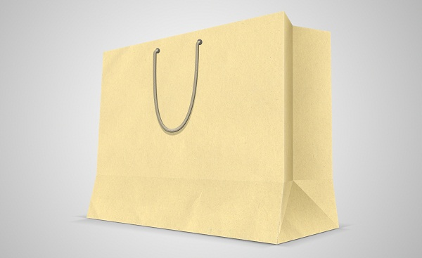 Mẫu in túi giấy kraft đẹp