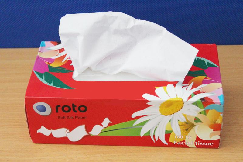 In hộp giấy vệ sinh chất lượng tốt
