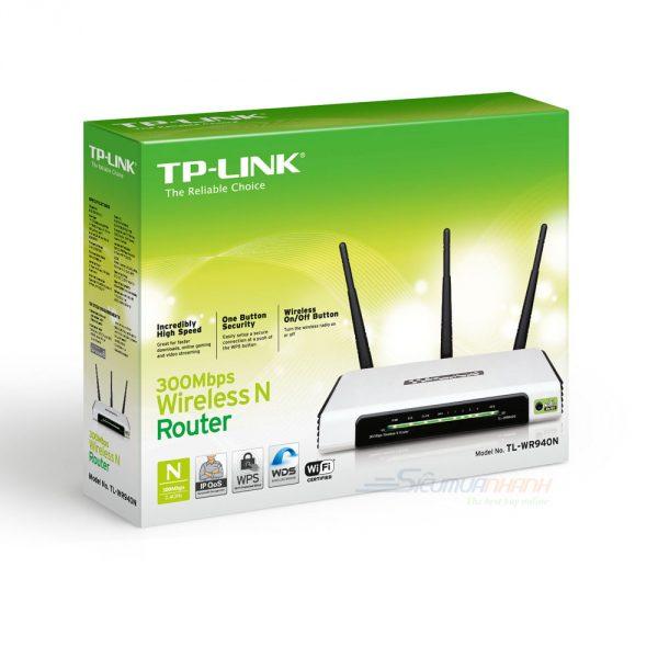 Hộp giấy đựng bộ phát wifi TPLink