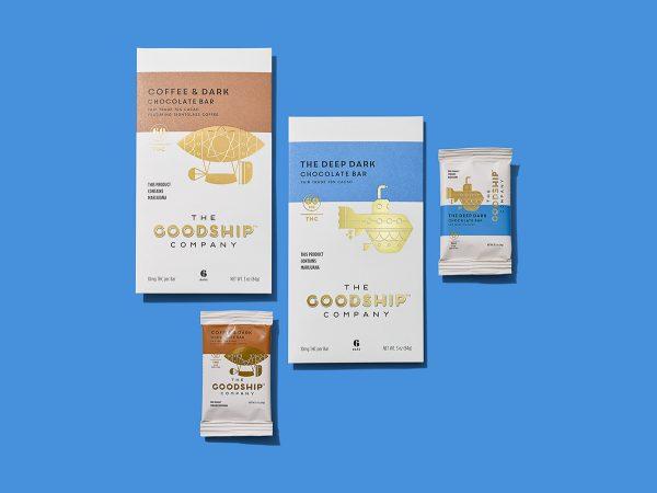 Hộp giấy đựng socola của Goodship