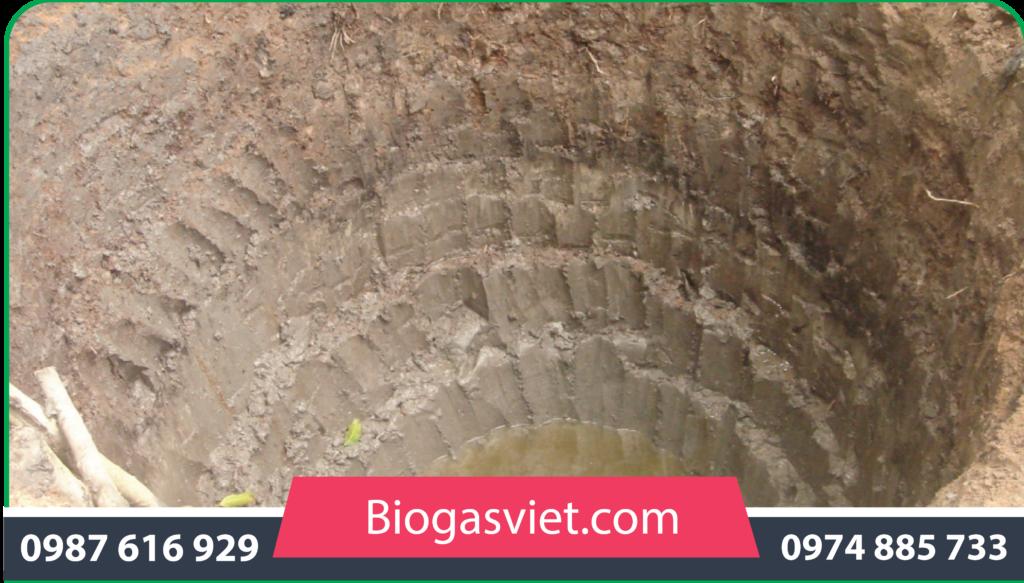 giá thành bể biogas composite